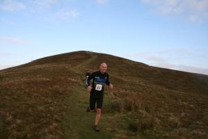 Tor y Foel Race near Talybont