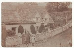 1903 photo Talybont on Usk?