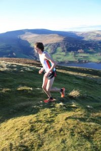 Tor-y-foel race runner