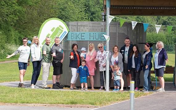 Big Walk Bike Hub pic
